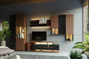 Гостиная RUM&COLA - Мебельная фабрика «Parra»