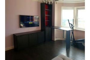 Гостиная с барной стойкой - Мебельная фабрика «Красивый Дом»