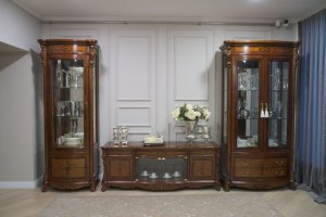 Гостиная с буфетами Bellagio - Импортёр мебели «Carvelli»