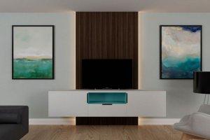 Гостиная  с тв тумбой - Мебельная фабрика «Ре-Форма»
