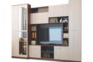 Гостиная с зеркалом - Мебельная фабрика «Мебель Эконом»