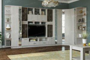 Гостиная Сабина Анкор 2 - Мебельная фабрика «Памир»