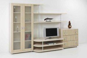 Гостиная САМБА-2 - Мебельная фабрика «Милан»