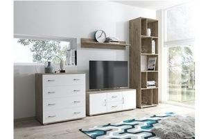 Гостиная современная Сити-1 - Мебельная фабрика «Континент»