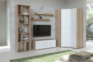 Гостиная Сити-6 - Мебельная фабрика «Континент»