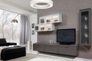 Гостиная Софья арктик - Мебельная фабрика «Вилейская мебельная фабрика»