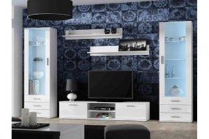Гостиная Сохо 7 - Мебельная фабрика «Фиеста-мебель»