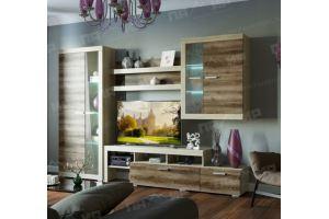 Гостиная Соната вариант 2 - Мебельная фабрика «Памир»