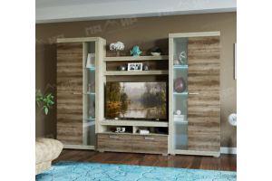 Гостиная Соната вариант 4 - Мебельная фабрика «Памир»