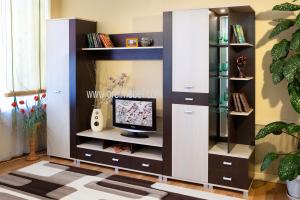 гостиная Соренто - Мебельная фабрика «Орёлмебель»