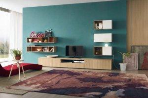 Гостиная современная 1 - Мебельная фабрика «Saen»