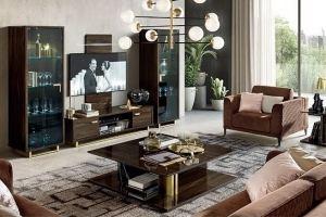 Гостиная современная Volare - Импортёр мебели «Camelgroup (Италия)»