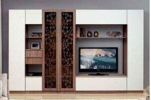 Гостиная стенка Аврора 17 - Мебельная фабрика «Аджио»