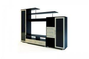 Гостиная стенка Елена 3 - Мебельная фабрика «КМ мебель»