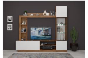 Гостиная стенка Флекс - Мебельная фабрика «Балтика мебель»