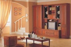 Гостиная стенка Герда - Мебельная фабрика «Сергачская»
