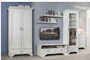Гостиная стенка Кентаки - Импортёр мебели «БРВ-Мебель (Black Red White)»