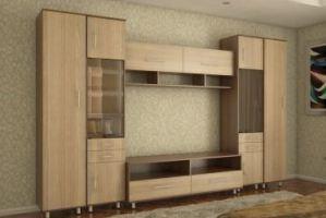 Гостиная стенка Логика 10 - Мебельная фабрика «Кошелёв и К»