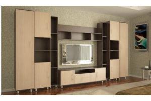 Гостиная стенка Логика 4 - Мебельная фабрика «Кошелёв и К»