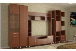 Гостиная стенка Логика 7 - Мебельная фабрика «Кошелёв и К»