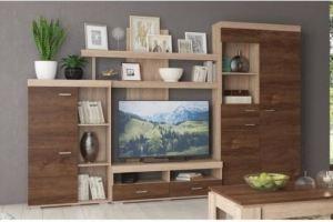 Гостиная стенка Поло - Мебельная фабрика «Балтика мебель»