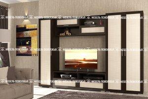 Гостиная стенка Саванна - Мебельная фабрика «Мебель Поволжья»