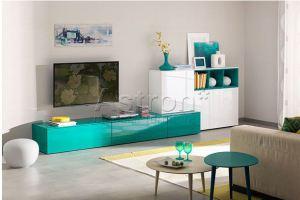 Гостиная стенка Sibox B003 - Мебельная фабрика «Астрон»