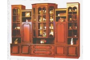 Гостиная стенка София 1 - Мебельная фабрика «Орфей»