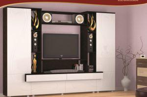 Гостиная стенка ТВА-Олимпия - Мебельная фабрика «Премиум»