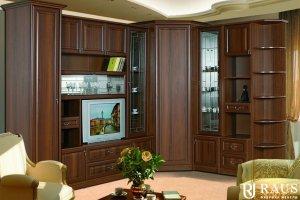 Гостиная стенка Янна 11 - Мебельная фабрика «РАУС»