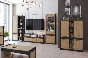 Гостиная Стенли - Мебельная фабрика «Мебель-Неман»