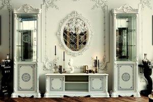 Гостиная светлая Грация - Мебельная фабрика «Диа мебель»