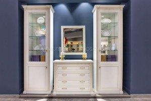 Гостиная светлая Vittoria Bianca - Мебельная фабрика «Мебель-Москва»