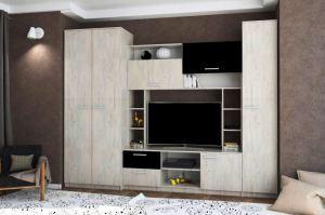 Гостиная Светофор пикард коллекция Премьера - Мебельная фабрика «РОСТ»