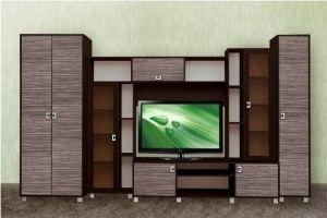 Гостиная ТАТЬЯНА 3 - Мебельная фабрика «МЫ (ИП Золотухин С.В.)»
