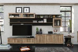 Гостиная Тайм лофт - Мебельная фабрика «РИМИ»