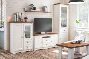 Гостиная Тивали с комодом - Мебельная фабрика «Мебель-Неман»