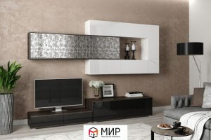 Гостиная современная Тренто 2 - Мебельная фабрика «МИР»