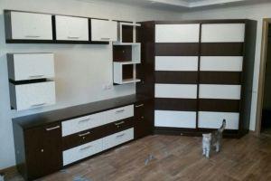Гостиная угловая 17 38 - Мебельная фабрика «Святогор Мебель»