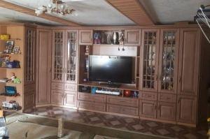 Гостиная угловая большая 17 027 - Мебельная фабрика «Святогор Мебель»