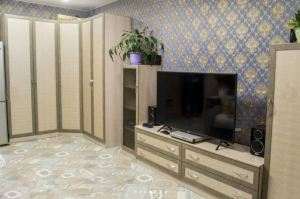 Гостиная угловая большая - Мебельная фабрика «RoMari»