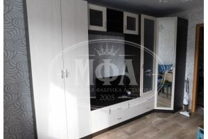 Гостиная угловая с зеркалом 10 - Мебельная фабрика «МФА»