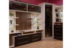 Гостиная в двух цветах Модерн 1 - Мебельная фабрика «Альтернатива»