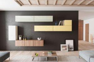 Гостиная в современном стиле ALBERO - Мебельная фабрика «ЕВРОПЛАК»