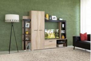 Гостиная в стиле лофт Торонто - Мебельная фабрика «Балтика мебель»