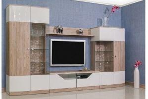 Гостиная Валенсия - Мебельная фабрика «Астмебель»