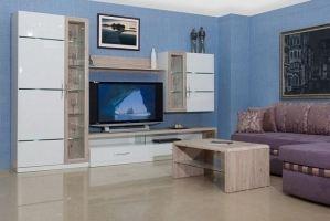 Гостиная Валери - Мебельная фабрика «Астмебель»