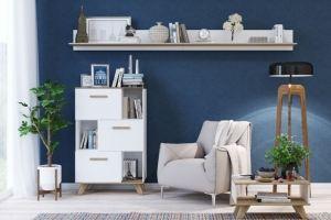 Гостиная Вега Скандинавия 3 - Мебельная фабрика «Кураж»