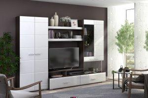 Гостиная Вегас 1 - Мебельная фабрика «Стендмебель»
