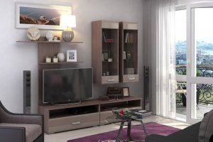Гостиная Вегас-2 - Мебельная фабрика «Стендмебель»